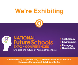 Whitsunday Discovery Tours is exhibiting at the 2017 National Future Schools Expo & Conference